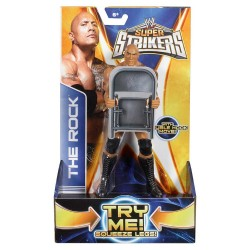 WWE SUPERSTRIKERS THE ROCK