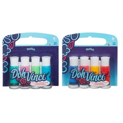 DOH VINCI DECO POP 4 PACK