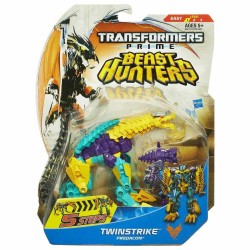 TRANSFORMERS BEAST HUNTERS PRIME DELUXE