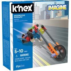 K-NEX MOTORCYCLE BUILDING SET