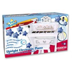 PIANOFORTE VERTICALE BIANCO 37 TASTI