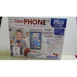 CLEMPHONE 7.0 + CUFFIE