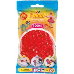 BEADS BUSTINA 1000 ROSSO