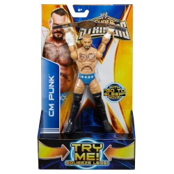 WWE SUPERSTRIKERS CM PUNK