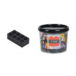 BLOX BARATTOLO NERO 40 PZ
