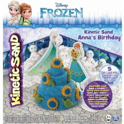 KINETIC SAND DISNEY FROZEN PLAYSET
