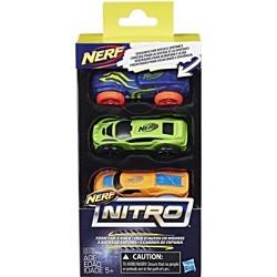 NERF NITRO 3 PACK