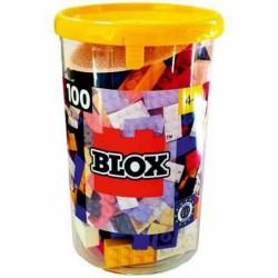 BLOX BARATTOLO GIALLO 100 PZ