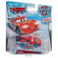 CARS ICE RACERS DIE CAST SAETTA MCQUEEN