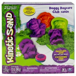 KINETIC SAND DOGGY SET