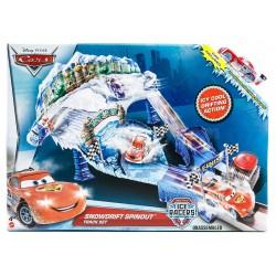 CARS ICE RACERS PISTA SNOWDRIFT