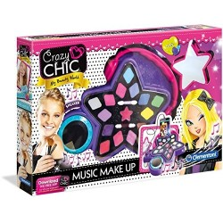 CRAZY CHIC MUSIC MAKE UP