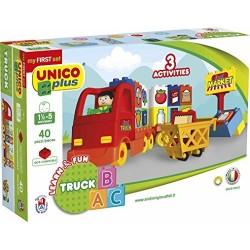 Unicoplus Camioncino Abc Pre School, 8629-0000