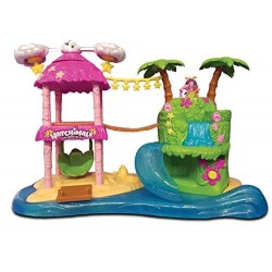 HATCHIMALS PLAYSET TROPICAL PARTY