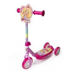 MONOPATTINO 3 RUOTE BARBIE DREAMTOPIA