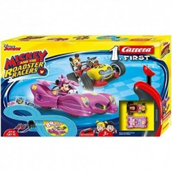 PISTA MICKEY AND THE ROADSTER RACERS MINNIE