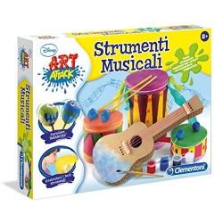 ART ATTACK STRUMENTI MUSICALI