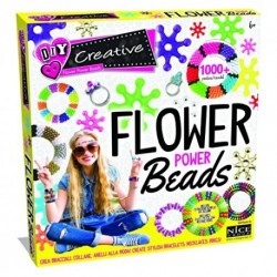 FLOWER POWER BEADS