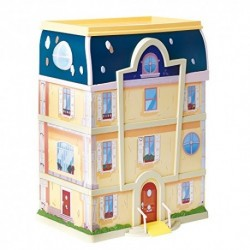 CALIMERO PLAYSET CASA CON 1 PERSONAGGIO