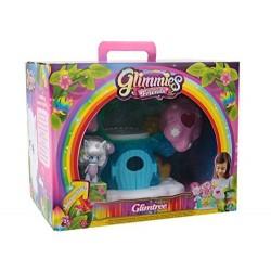 GLIMMIES RAINBOW FRIENDS GLIMTREE CON BAMBOLA
