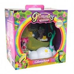 GLIMMIES RAINBOW FRIENDS GLIMWHEEL CON BAMBOLA
