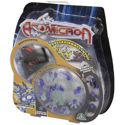 ATOMICRON BATTLE PACK C/ARMA