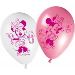 PALLONCINI MINNIE MOUSE PZ. 8