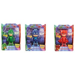 PJ MASKS PERS. PARLANTE DELUXE