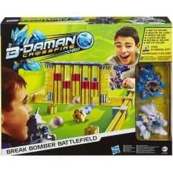 B-DAMAN BREAK BOMBER BATTLEFIELD ARENA