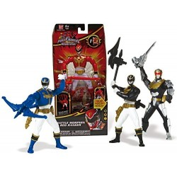 POWER RANGERS MEGAFORCE PERS. MOSSA SPEC. CM. 16,5