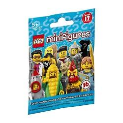PERSONAGGI DA COLLEZIONE LEGO SERIE 17