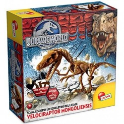 JURASSIC WORLD SUPER KIT VELOCIRAPTOR