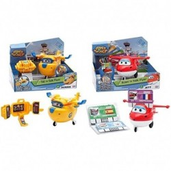 SUPERWINGS PERS. PARLANTI SPECIALI