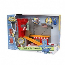 SUPERWINGS PLAYSET PACK E GO