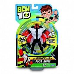 BEN 10 PERS. DELUXE CM. 18