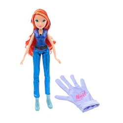 WINX WOW BLOOM ACTION SPY LIGHT UP