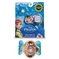 FROZEN FEVER SET ACCESSORI CON LUCI