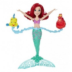 PRINCESS SPIN E SWIM ARIEL