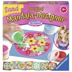 MANDALA DESIGNER SAND ROMANTIC