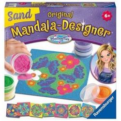 MANDALA DESIGNER SAND BUTTERFLIES