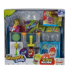GROSSERY GANG SLUSHY MAKER PLAYSET CON 2 PERS.