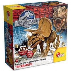 JURASSIC WORLD SUPER KIT TRICERATOPS