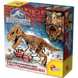 JURASSIC WORLD SUPER KIT T-REX