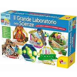 GRANDE LABORATORIO DI SCIENZE