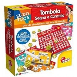 TOMBOLA SEGNA E CANCELLA 48 CARTELLE