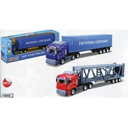 CAMION ON THE ROAD