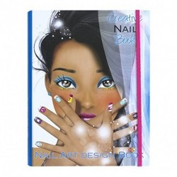 CREATIVE NAIL ART BOOK NEW