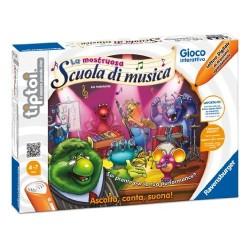 TIPTOI LA MOSTRUOSA SCUOLA DI MUSICA