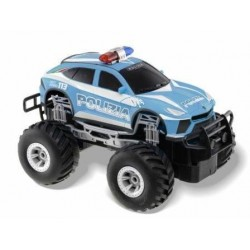 RDC SUV BIG POLIZIA SCALA 1:20