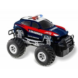 RDC SUV BIG WHEELS CARABINIERI SCALA 1:20